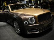 Bentley Mulsanne First Edition, limitado a 50 unidades