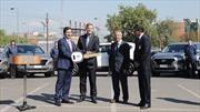 Hyundai, auto oficial de la Asamblea Oficial de la Interpol en Chile