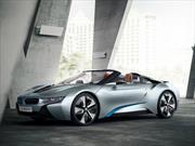 BMW i8 Spyder a producción