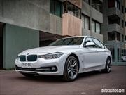 Probando el BMW 330e iPerformance