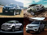 Hasta cuatro pick-ups podrían basarse en la Nissan NP300 Frontier