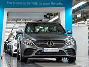 Mercedes-Benz Clase C 2019 contará con mecánica híbrida