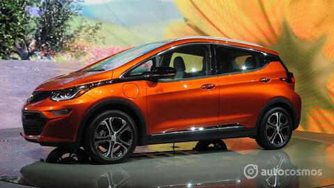 Chevrolet registra 100,000 unidades vendidas del Bolt