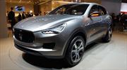 Maserati Kubang debuta en Frankfurt