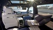 BMW X7 ZeroG Lounger,para viajar cómodo en una camioneta