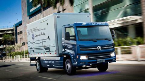 Volkswagen brindó más detalles de su primer camión eléctrico