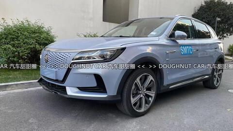 MG Marvel X puede ser el nuevo SUV eléctrico
