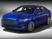 Ford Fusion Hybrid es el Green Car of the Year 2012