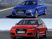 Audi RS 7 Sportback y RS 6 Avant con 605 hp en la versión performance