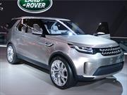 Land Rover Discovery Vision Concept, futuro de los todoterreno británicos