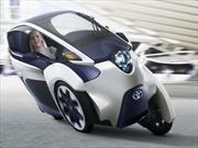 Toyota EV i-ROAD, el futuro de la movilidad citadina