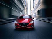 Mazda 3, gana nuevos premios internacionales
