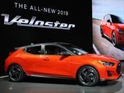 Hyundai Veloster 2019: cambio rotundo