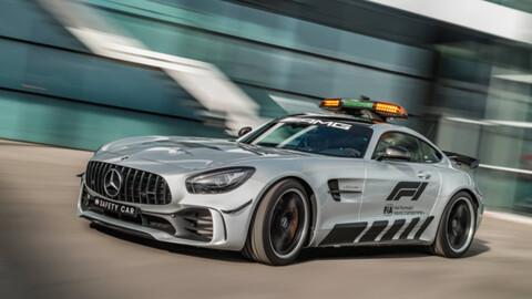El Safety Car para la temporada 2021 de Fórmula 1 estaría a cargo de Mercedes y Aston Martin