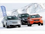 Subaru: Sorprende con 1era Academia de Conducción en Nieve