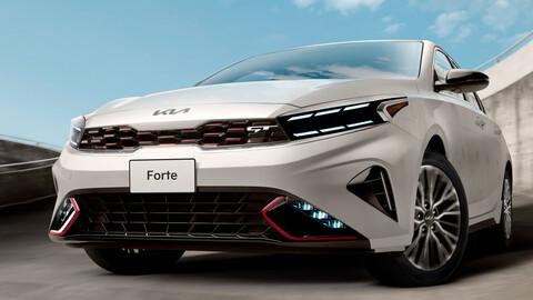 KIA Forte 2022 llega a México, conoce los precios y versiones