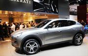 Maserati Kubang: Rival para el Porsche Cayenne