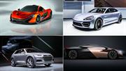 Top 10: Los autos concepto del Salón de París 2012