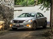 Nissan Altima Exclusive 2013 a prueba