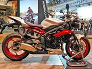 Triumph Motorcycles Chile ofrece edición limitada de la Street Triple