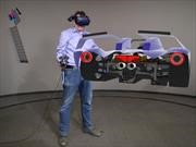 Ford presenta una herramienta de diseño con realidad virtual