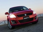 Suzuki Swift gana sistema multimedia en versiones GLX y Sport
