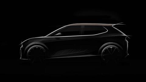 SEAT quiere un crossover eléctrico urbano para el 2025