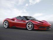Ferrari J50, cavallino del sol naciente