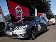 Nissan Sentra releva la antorcha olímpica 2016