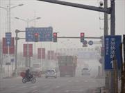 La contaminación en Pekín, algo serio