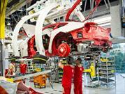Empleados de Ferrari recibirán un bono de $5,500 dólares