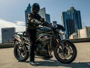 Triumph lanza la nueva generación de la Speed Triple