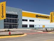 Continental inaugura nueva planta en México