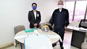 General Motors dona material de bioseguridad a hospitales públicos en Bogotá
