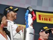 2018 F1: Hamilton se recupera