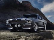 Mustang Eleanor revive gracias a Fusion Motor Company