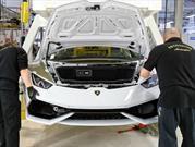 Lamborghini cambia su modelo de trabajo