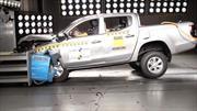 Mitsubishi L200 recibe lapidarios comentarios tras evaluación en seguridad de Latin NCAP