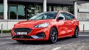 Ford Focus Wagon ST 2019 debuta