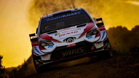 WRC 2021: Toyota confirmó su plantel