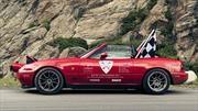 Mazda MX-5 se proclama el rey de las curvas