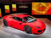 Lamborghini Huracán LP 580-2, torbellino de velocidad