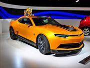 Transformers: La película que hizo del Camaro una estrella mundial