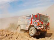 Hino listo para el Dakar 2015