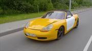 Video:  este Porsche Boxster en realidad es un Lada disfrazado