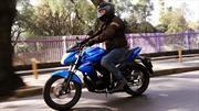 Manejamos la Suzuki Gixxer