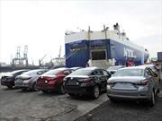 Primer embarque del Toyota Yaris R sale de México