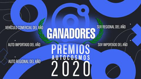 Premios Autocosmos 2020: todos los ganadores