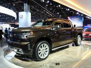 Chevrolet Silverado 2019, renovación inteligente