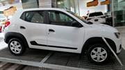 Renault Kwid ZEN 2019 llega a México y se afianza como el auto nuevo más barato